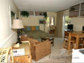 Edisto Beach ocean ridge condominium