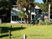 Edisto Beach 2nd row house
